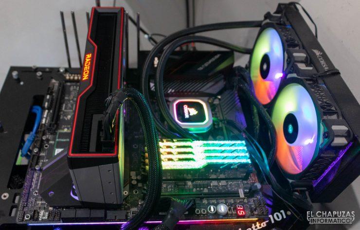 AMD Radeon RX 6900 XT - Equipo de pruebas 2