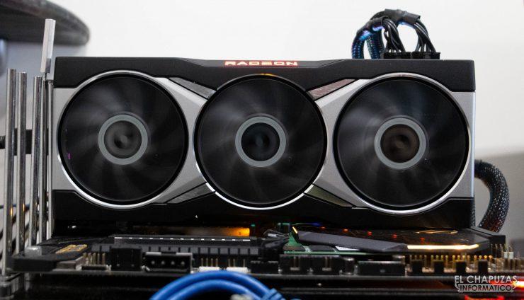 AMD Radeon RX 6900 XT - Equipo de pruebas 3