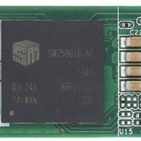 ASRock Rack M_2 VGA: Tarjeta gráfica con salida de vídeo VGA en formato de SSD