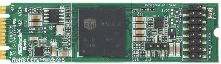 Rack M_2 VGA