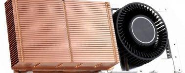 Asus anuncia su GeForce RTX 3090 Turbo OC con diseño blower y radiador de cobre