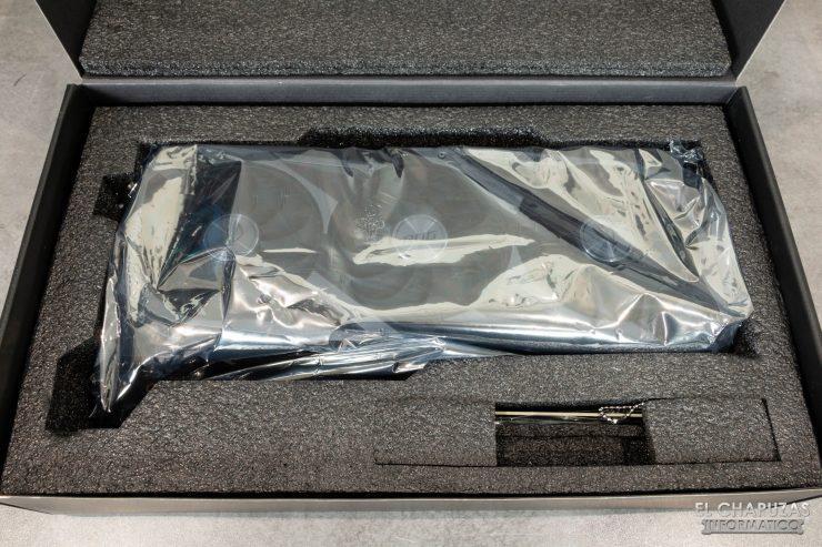 Asus ROG Strix GeForce RTX 3070 OC - Embalaje interno