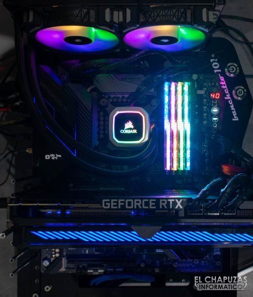 Asus ROG Strix GeForce RTX 3090 OC - Equipo de pruebas 1