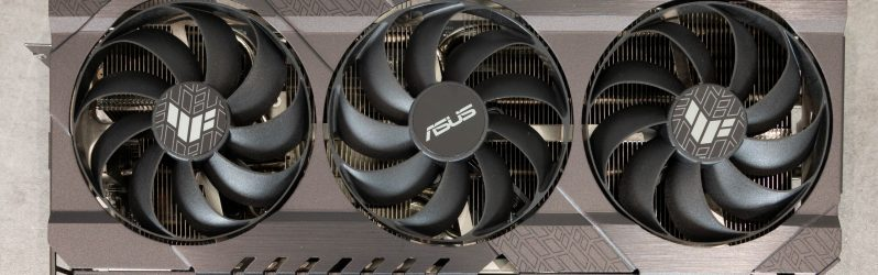 Review: Asus TUF GeForce RTX 3060 Ti OC