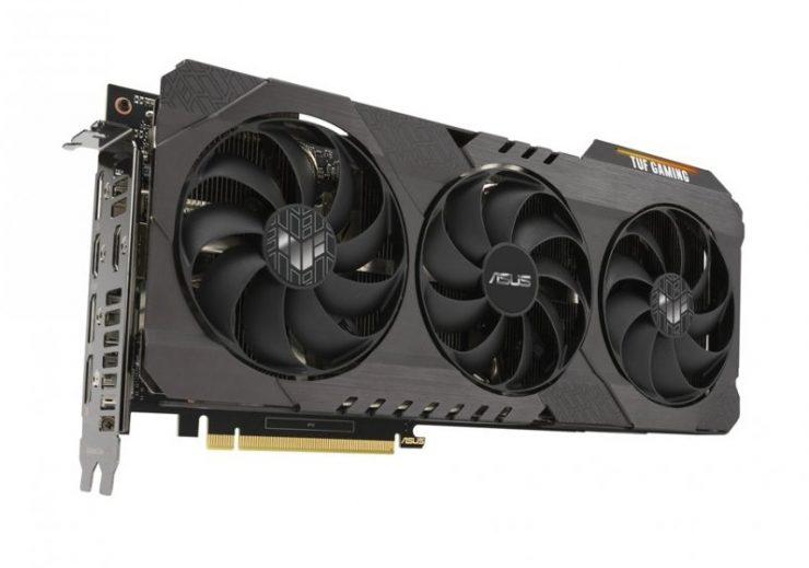Asus TUF GeForce RTX 3060 Ti OC - Oficial