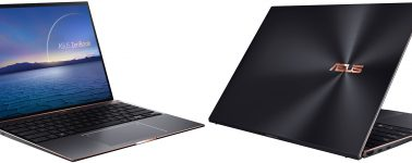 Asus ZenBook S (UX393): 13.9″ 3,3K con CPU Intel Tiger Lake y hasta 14 horas de autonomía