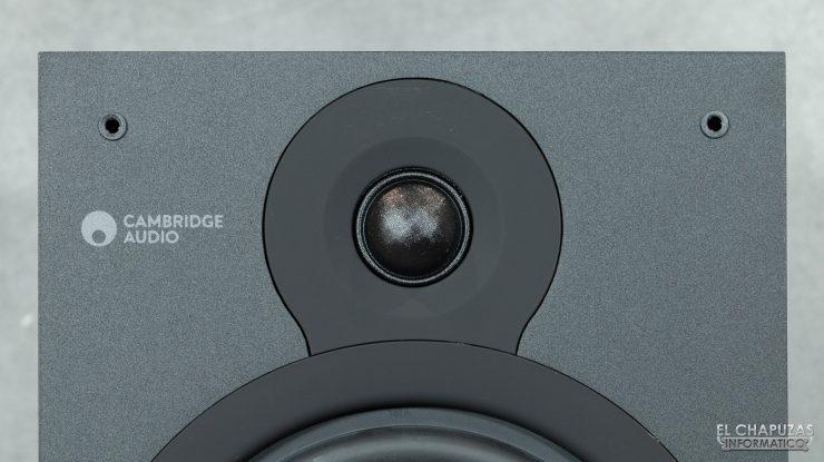 Cambridge Audio SX-60 - Tweeter