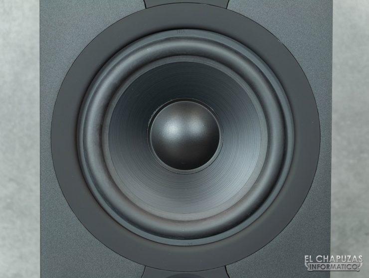 Cambridge Audio SX-60 - Woofer