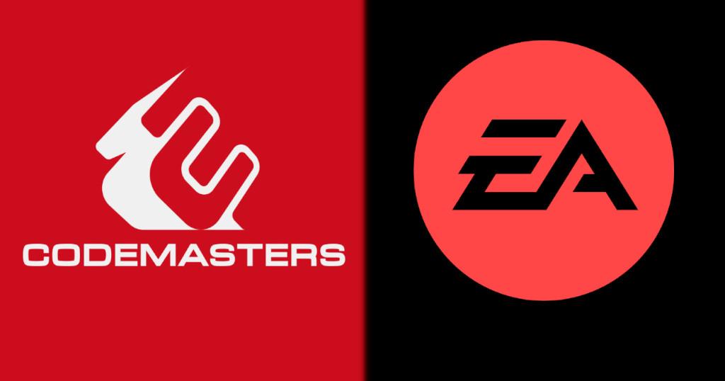 Codemasters y Electronic Arts 0