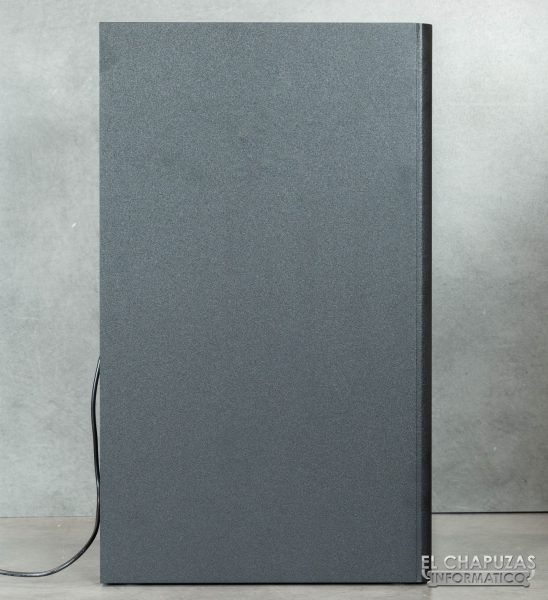 Creative Stage V2 - Subwoofer - Vista lateral izquierdo