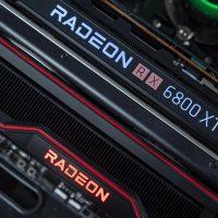 2x AMD Radeon RX 6800 XT en Crossfire ofrecen una mejora de rendimiento de «hasta un 93%»