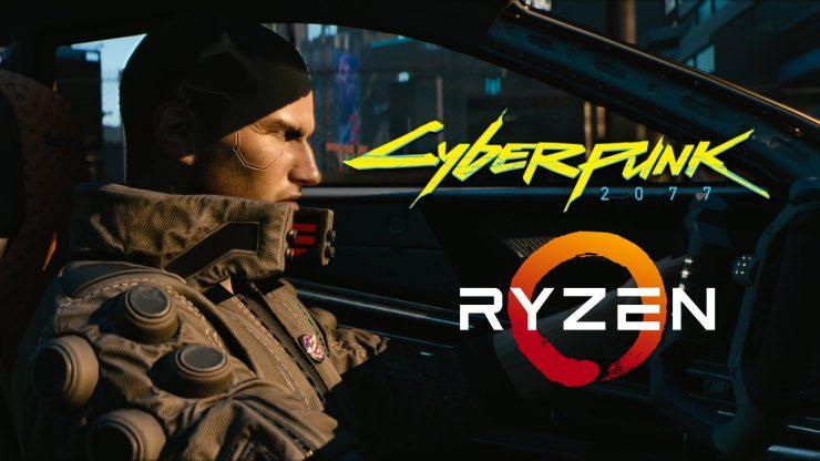 Cyberpunk 2077 - AMD