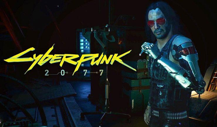 Cyberpunk 2077 Консоль 740x435 0