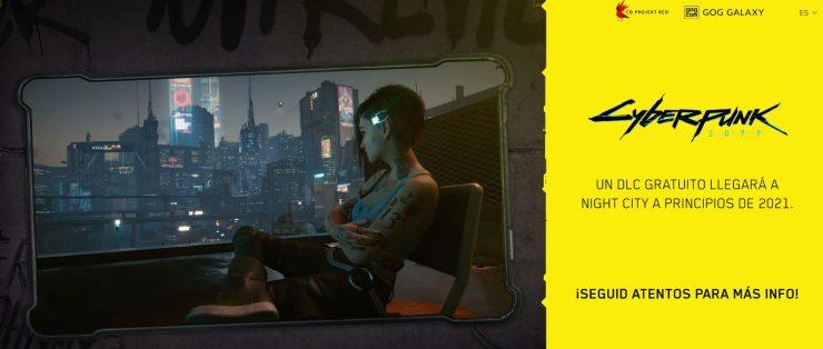 DLC Cyberpunk 2077