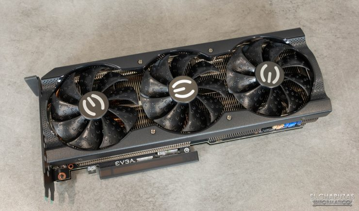 GeForce RTX 3060 Ti FTW3 Ultra de EVGA