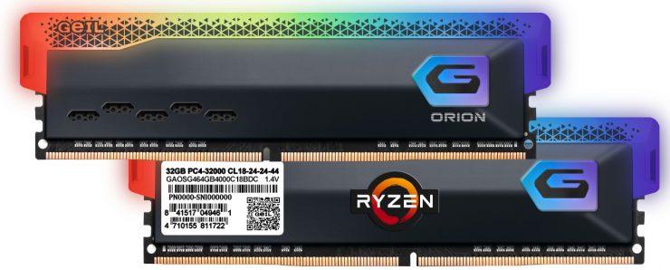 ORION RGB AMD Edition