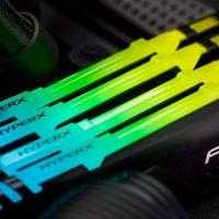 HyperX lanza sus nuevos kits de memoria Fury DDR4 RGB con velocidades de hasta 3600 MHz