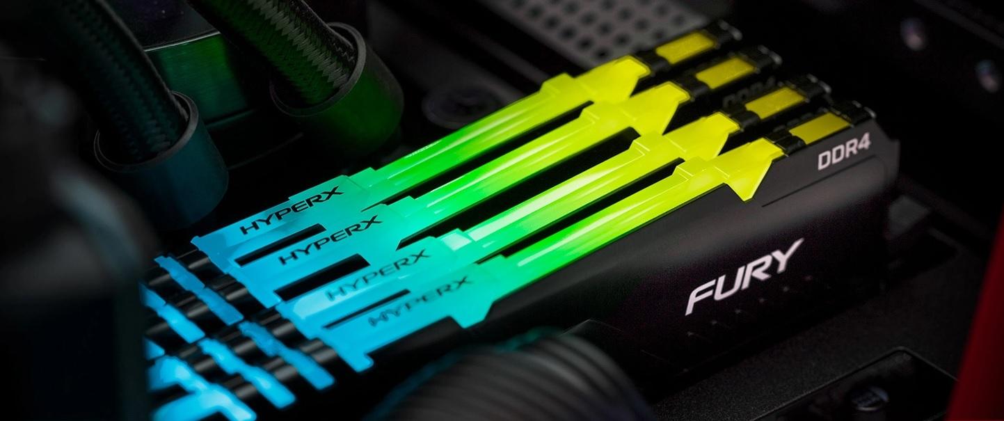 HyperX Fury DDR4 RGB 0