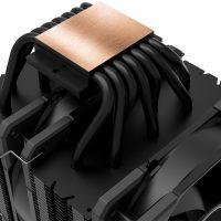 ID-Cooling SE-207-XT Black: Disipador CPU con 7 heatpipes de cobre y 1,3kg de peso
