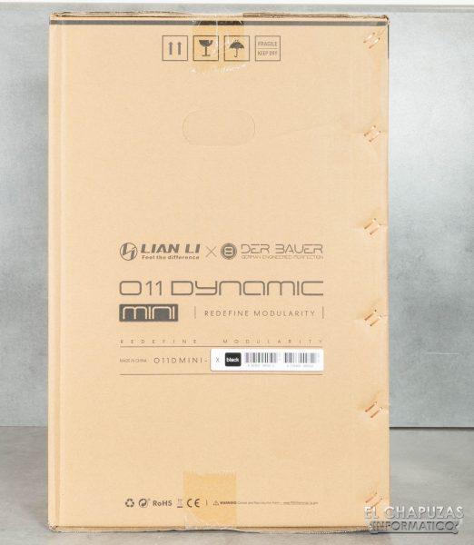 Lian Li O11 Dynamic Mini - Embalaje 3