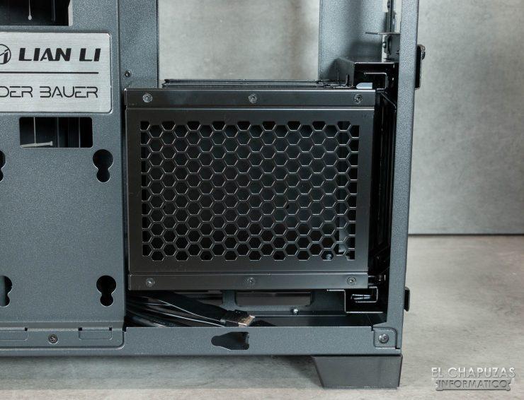 Lian Li O11 Dynamic Mini - Interior 15