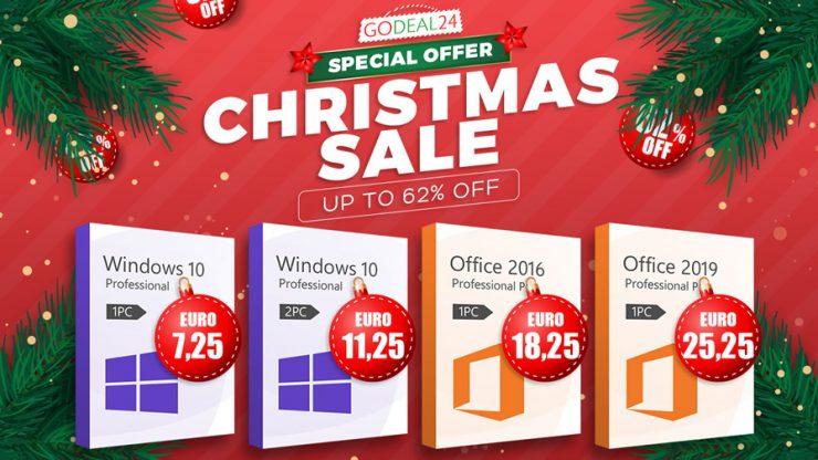 Licencias de Windows 10 y Office en GoDeal24