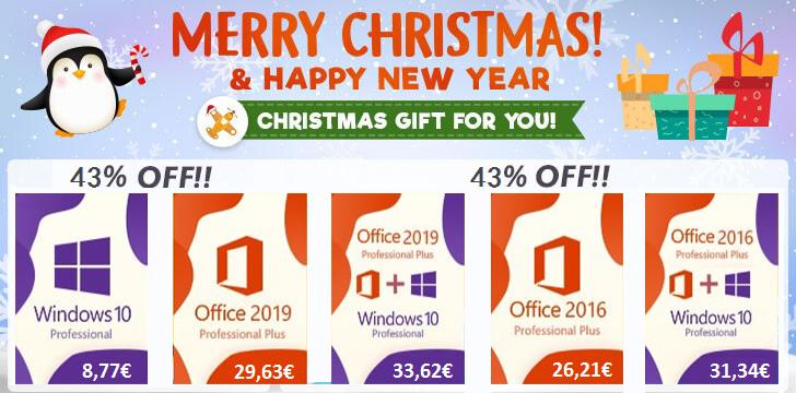 Licencias de Windows 10 y Office goodoffer24