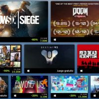 Steam nos resume 'Los 100 Mejores Juegos del Año': Among Us y Fall Guys se cuelan en el TOP 12