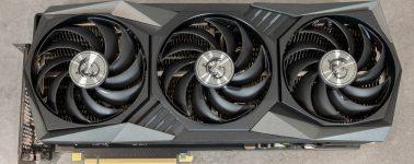 Review: MSI GeForce RTX 3060 Ti Gaming X Trio