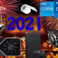 Os deseamos un Feliz 2021, veamos un pequeño resumen de lo que ha sido el 2020