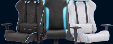 Newskill Kitsune Zephyr: Silla gaming con un acabado en tela transpirable
