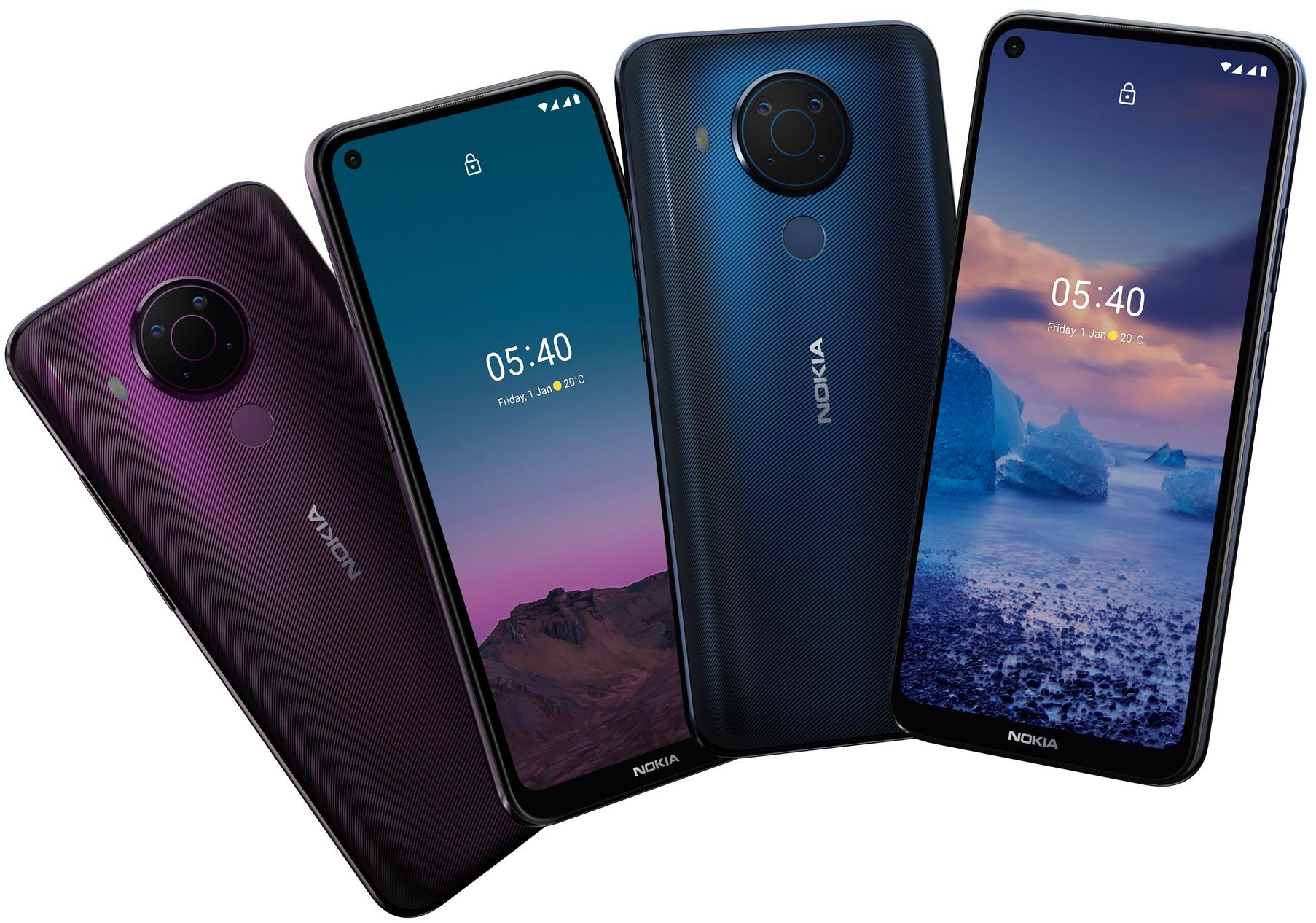 Nokia 5.4 0