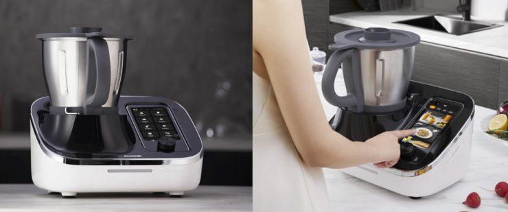 OCooker Multi-Purpose Cooking Robot