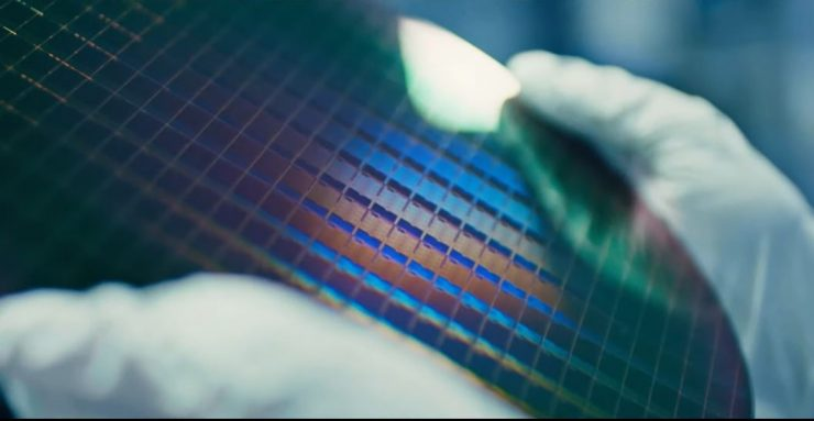 Oblea de 10nm SuperFin de Intel 740x383 0