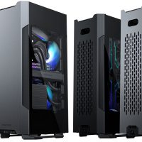 Phanteks Evolv Shift 2 & Shift 2 Air: Elegantes chasis en formato Mini-ITX en vertical