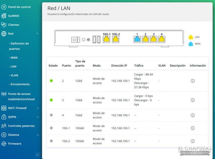 QNAP QHora-301W - Software 7