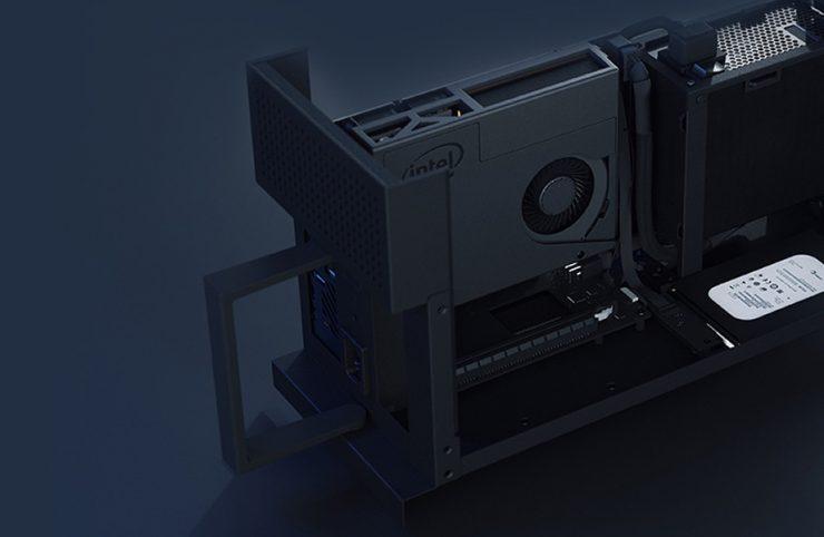 Intel NUC 9 Extreme Compute Element