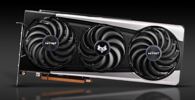 Radeon RX 6900 XT NITRO+