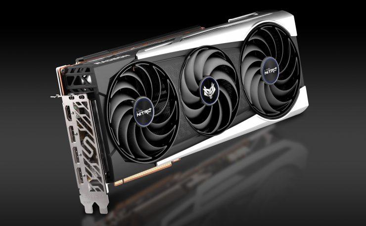 Sapphire Radeon RX 6900 XT NITRO+