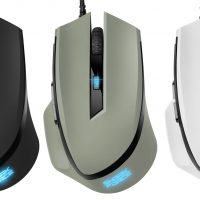 Sharkoon SHARK Force II: Ratón gaming que cuesta únicamente 9,99 euros