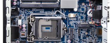 Shuttle XPC Slim DH410: Mini-PC de 1,3 litros con espacio para una CPU Intel Comet Lake-S de 65W
