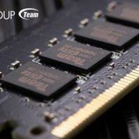 Team Group anuncia que ha desarrollado con éxito sus primeros chips de memoria DDR5