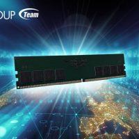TeamGroup se prepara para lanzar sus memorias DDR5 @ 4800 MHz que requieren 1,1v