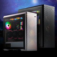 XPG DEFENDER PRO: Chasis E-ATX con frontal 'IRONWORK Mesh' e iluminación RGB