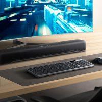 Yamaha SR-C20A: Barra de sonido de 100W de potencia orientada a los gamers