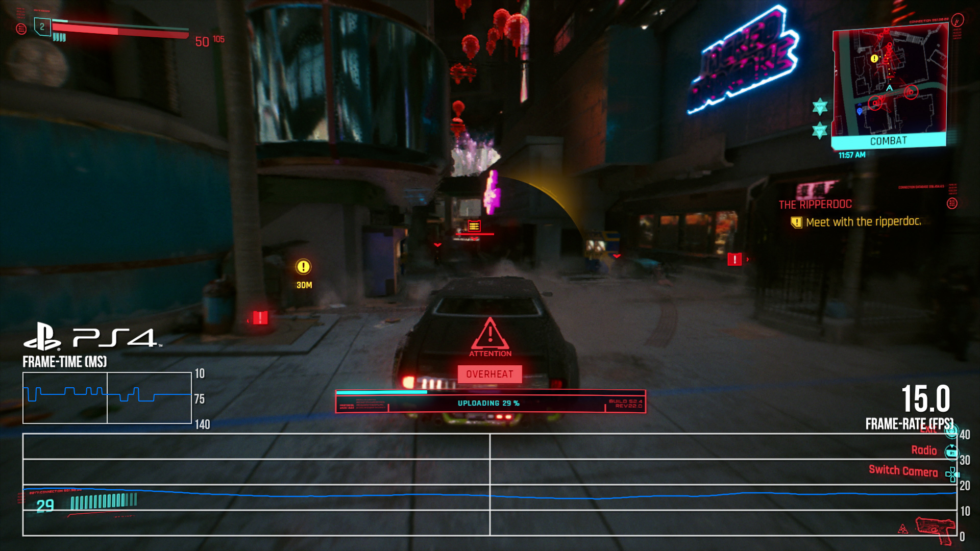 Cyberpunk 2077 en PlayStation 5 vs Xbox Series X, minipunto para Microsoft