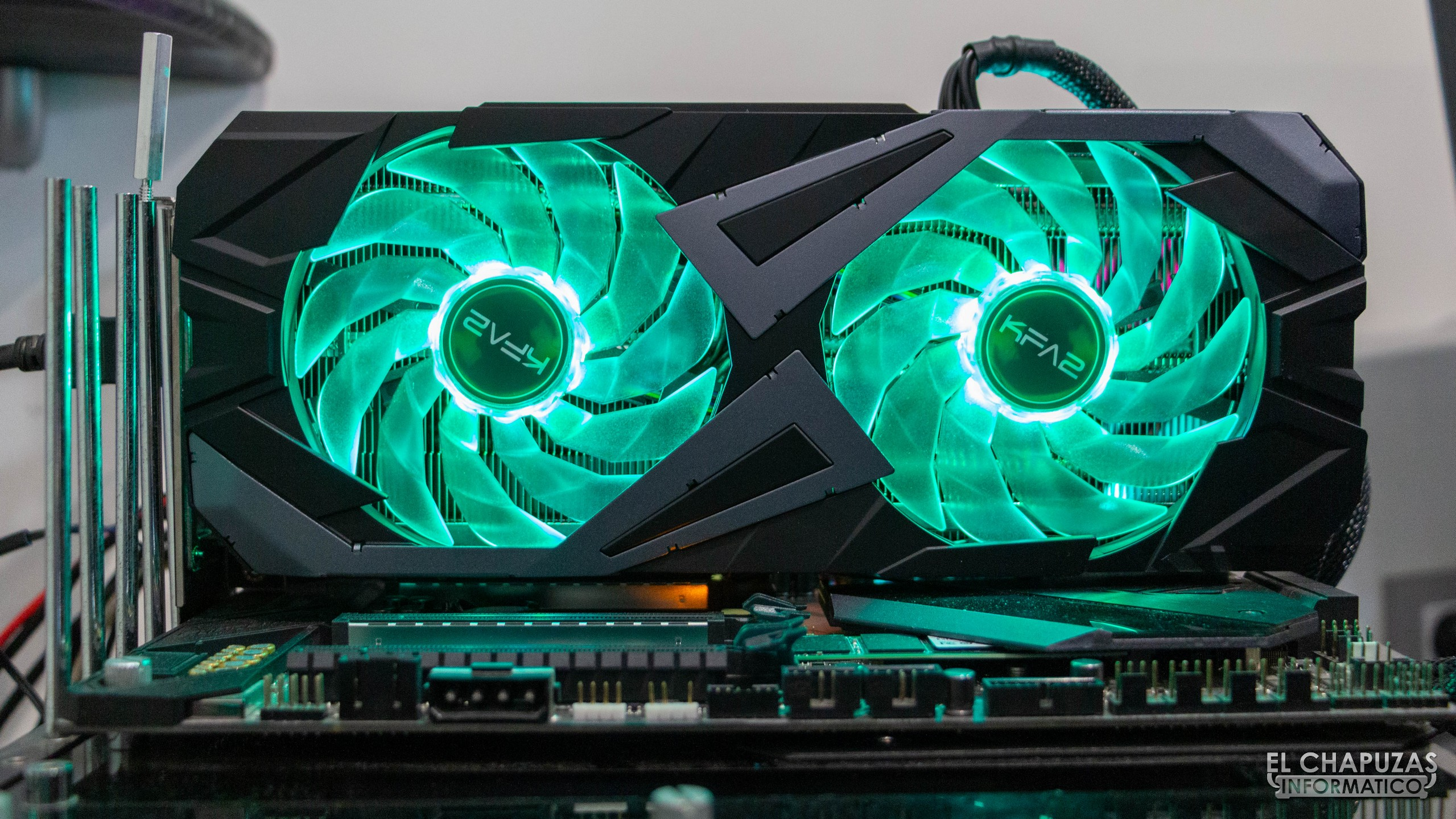 Review: KFA2 GeForce RTX 3060 Ti EX