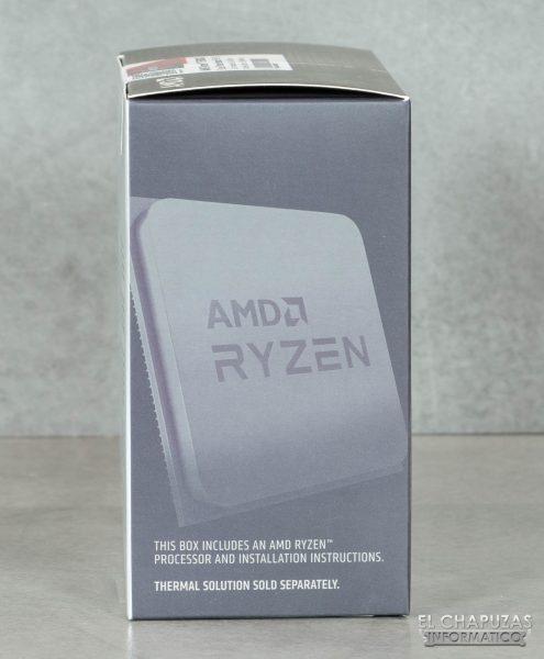 AMD Ryzen 7 5800X - Embalaje 3