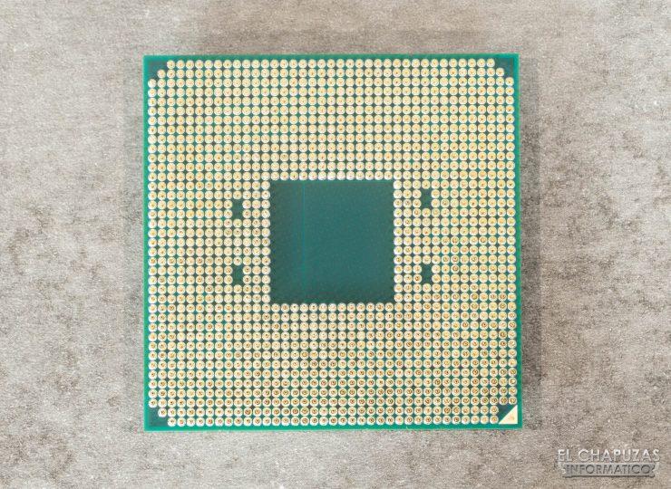AMD Ryzen 7 5800X - CPU pines