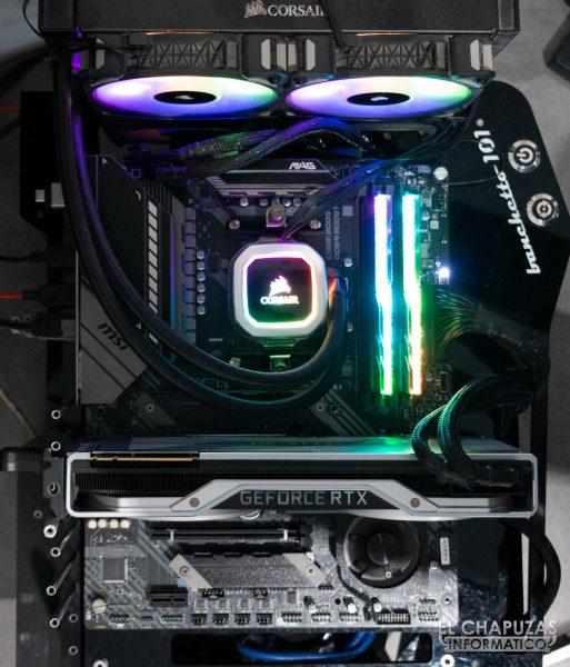 AMD Ryzen 7 5800X - Equipo de pruebas